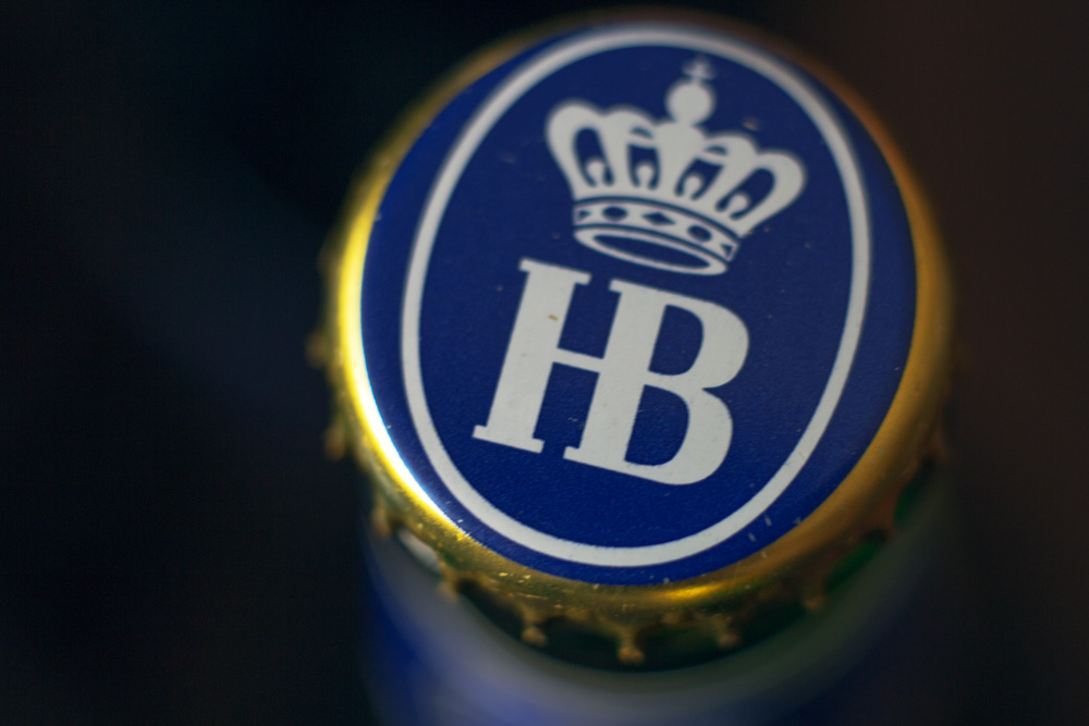 Hofbrau Bottle Cap