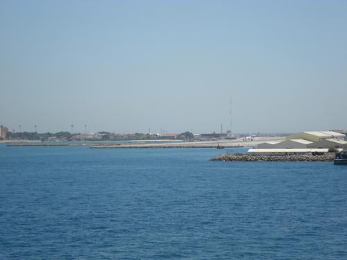 Near Gibraltar