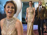 EMBARGOED STRICTLY NOT FOR PUBLICATION BEFORE 00.01 HOURS FRIDAY 11TH MARCH 2016 Mandatory Credit: Photo by Simon Ford/REX/Shutterstock (5612013bq) Peter Wicks and Megan McKenna TOWIE Great Gatsby Party, London, Britain - 08 Mar 2016 James Argent and Lydia Bright host a Gatsby style party in the City to mark the show's 200th episode. Ex on the Beach star Megan McKenna makes a cameo appearance to support her life long bestfriends Chloe and Courtney.  She's secretly been locking lips with one of the Essex boys too - but who?