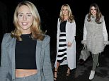 10 Mar 2016 - essex - uk  The cast of towie, including new comer Megan Mckenna attend a pub quiz for the 200th episode at the kings oak pub in essex.  BYLINE MUST READ : XPOSUREPHOTOS.COM  ***UK CLIENTS - PICTURES CONTAINING CHILDREN PLEASE PIXELATE FACE PRIOR TO PUBLICATION ***  **UK CLIENTS MUST CALL PRIOR TO TV OR ONLINE USAGE PLEASE TELEPHONE   44 208 344 2007 **