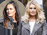 Picture Shows: Danielle Armstrong  March 09, 2016\n \n 'The Only Way Is Essex' star Danielle Armstrong is seen filming for the popular reality television show alongside new girl Courtney Green in Brentwood, Essex.\n \n Danielle was wearing a white top under a black leather jacket, a ribbed knee-length skirt, a pair of pale green fringed pumps and carried a light brown handbag.\n \n Exclusive - All Round\n WORLDWIDE RIGHTS\n \n Pictures by : FameFlynet UK © 2016\n Tel : +44 (0)20 3551 5049\n Email : info@fameflynet.uk.com