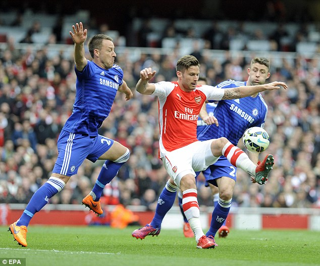 Chelsea's defensive performances in recent games, including against Arsenal, have seen some call them dull
