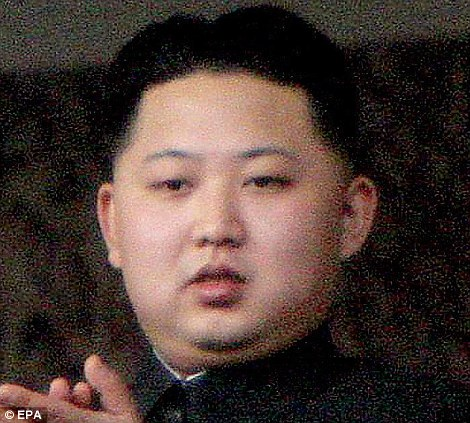 Successor: Kim Jong Il's third son Kim Jong Un (right) is expected to take over as the leader of North Korea
