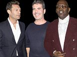 EXCLUSIVE: American Idol reunion, Simon Cowell, Ryan Seacrest, Randy Jackson and Nigel Lythgoe were all seen leaving dinner at 'Cecconi's' Italian Restaurant in West Hollywood, CA \n\nPictured: Simon Cowell\nRef: SPL1245324  120316   EXCLUSIVE\nPicture by: SPW/ Photog Group / Splash News\n\nSplash News and Pictures\nLos Angeles: 310-821-2666\nNew York: 212-619-2666\nLondon: 870-934-2666\nphotodesk@splashnews.com\n