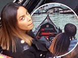 Venice 11th March 2016: Rochelle and Marvin Humes, pictured on a gondola on a romantic long weekend trip in Venice.\nByline:SmartPictures.co.uk\nSmart Pictures Think Pictures think Smart! GOT A TIP/STORY? CALL OR E-MAIL TEAM SMART Ed@smartpictures.co.uk Mary@smartpictures.co.uk Info@smartpictures.co.uk web site:smartpictures.co.uk Office :       Telephone:+44 7956 245606 Skype: smartpap\n