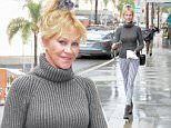 Melanie Griffith is seen in Los Angeles, California.\n\nPictured: Melanie Griffith\nRef: SPL1245155  110316  \nPicture by: Bauer-Griffin/Bauergriffin.com\n\n