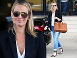 Picture Shows: Molly Sims  March 11, 2016\n \n Molly Sims is spotted shopping in Beverly Hills, California. The model and actress is seen looking stylish while leaving Barney's New York. \n \n Non Exclusive\n UK RIGHTS ONLY\n \n Pictures by : FameFlynet UK © 2016\n Tel : +44 (0)20 3551 5049\n Email : info@fameflynet.uk.com