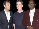 EXCLUSIVE: American Idol reunion, Simon Cowell, Ryan Seacrest, Randy Jackson and Nigel Lythgoe were all seen leaving dinner at 'Cecconi's' Italian Restaurant in West Hollywood, CA \n\nPictured: Simon Cowell\nRef: SPL1245324  120316   EXCLUSIVE\nPicture by: SPW/ Photog Group / Splash News\n\nSplash News and Pictures\nLos Angeles: 310-821-2666\nNew York: 212-619-2666\nLondon: 870-934-2666\nphotodesk@splashnews.com\n