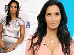 "NEW YORK, NY - MARCH 11:  Padma Lakshmi appears on Amazon's new live stream show, ""Style Code Live"" on March 09, 2016 in New York City.  (Photo by Craig Barritt/Getty Images for Amazon)"