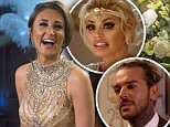 EMBARGOED STRICTLY NOT FOR PUBLICATION BEFORE 00.01 HOURS FRIDAY 11TH MARCH 2016\nMandatory Credit: Photo by Simon Ford/REX/Shutterstock (5612013bv)\nMegan McKenna\nTOWIE Great Gatsby Party, London, Britain - 08 Mar 2016\nJames Argent and Lydia Bright host a Gatsby style party in the City to mark the show's 200th episode. Ex on the Beach star Megan McKenna makes a cameo appearance to support her life long bestfriends Chloe and Courtney.  She's secretly been locking lips with one of the Essex boys too - but who?\n
