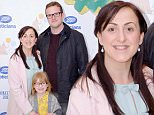 EDITORIAL USE ONLY\\nNatalie Cassidy arrives with daughter Eliza, 5, and partner Adam Cottrell at the launch event of Zookeeper Zoe, an eye check story book created by Boots Opticians in partnership with the National Literacy Trust, which uses interactive illustrations to help parents identify if their children need help with their vision, at St Martin¿s Lane Hotel, London. PRESS ASSOCIATION Photo. Picture date:  Sunday March 13, 2016. Photo credit should read: PA Wire
