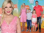 Pictured: Tori Spelling, husband Dean McDermott and kids\nMandatory Credit © Gilbert Flores/Broadimage\nKids' Choice Awards 2016\n\n3/12/16, Inglewood, CA, United States of America\n\nBroadimage Newswire\nLos Angeles 1+  (310) 301-1027\nNew York      1+  (646) 827-9134\nsales@broadimage.com\nhttp://www.broadimage.com\nPictured: Tori Spelling, husband Dean McDermott and kids\nMandatory Credit © Paul Marks/Broadimage\nKids' Choice Awards 2016\n\n3/12/16, Inglewood, CA, United States of America\n\nBroadimage Newswire\nLos Angeles 1+  (310) 301-1027\nNew York      1+  (646) 827-9134\nsales@broadimage.com\nhttp://www.broadimage.com\nPictured: Tori Spelling, husband Dean McDermott and kids\nMandatory Credit © Gilbert Flores/Broadimage\nKids' Choice Awards 2016\n\n3/12/16, Inglewood, CA, United States of America\n\nBroadimage Newswire\nLos Angeles 1+  (310) 301-10