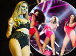Mandatory Credit: Photo by Polly Thomas/REX/Shutterstock (5613179s) Little Mix - Perrie Edwards Little Mix in concert at Motorpoint Arena Cardiff, Wales, Britain - 13 Mar 2016