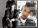 EMBARGOED 00.01 Jaden Smith GQ style. Must run cover. Must credit photographer. Terry Tsiolis.