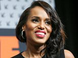 Actress Kerry Washington speaks during South By Southwest at the Austin Convention Center on Sunday, March 13, 2016, in Austin, Texas. (Photo by Rich Fury/Invision/AP)