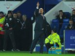 Barclays Premier League. Leicester City v Newcastle United 14/03/16: Picture Kevin Quigley/Daily Mail Rafa Benitez