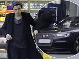 EXCLUSIVE PICTURES:\n\nDATE: 10.03.2016\n\nA very happy Traffic warden is seen taking pleasure on handing out a parking ticket to an unsuspecting 1D Superstar Harry Styles in North London.\n\nShouldn't hurt the star's bank balance too much when your in the biggest band in the world