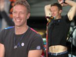Mandatory Credit: Photo by Erik Pendzich/REX/Shutterstock (5613380g)\nChris Martin\nColdplay perform on the Today Show, New York, America - 14 Mar 2016\n