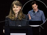 Mandatory Credit: Photo by REX/Shutterstock (5613097o) Carey Mulligan performing Letters Live event, London, Britain - 12 Mar 2016