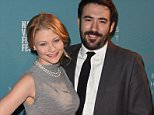 YOUNTVILLE, CA - NOVEMBER 12:  Actress Emilie De Ravin and boyfriend Eric Bilitch attend the 2015 Napa Valley Film Festival Gala at the Lincoln Theatre on November 12, 2015 in Yountville, California.  (Photo by C Flanigan/FilmMagic)