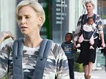 Exclusive... 51994197 'Dark Places' actress Charlize Theron was spotted taking her kids to music lessons in Los Angeles, California on March 11, 2016.  Jackson Theron appeared to throw a tantrum at one point that the family was out. ***NO WEB USE W/O PRIOR AGREEMENT - CALL FOR PRICING***\n 'Dark Places' actress Charlize Theron was spotted taking her kids to music lessons in Los Angeles, California on March 11, 2016.  Jackson Theron appeared to throw a tantrum at one point that the family was out. ***NO WEB USE W/O PRIOR AGREEMENT - CALL FOR PRICING*** FameFlynet, Inc - Beverly Hills, CA, USA - +1 (310) 505-9876