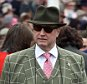 PICTURE - MARK LARGEÖ 15.03.16  Rich Ricci at  Cheltenham on day one of the Cheltenham Festival 2016.