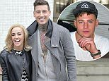 26 Feb 2016 - London  - UK\n\nCelebrity Big Brother couple Stephanie Davis and Jeremy McConnell pictured leaving ITV Sstudios in London \n\nBYLINE MUST READ : XPOSUREPHOTOS.COM\n\n***UK CLIENTS - PICTURES CONTAINING CHILDREN PLEASE PIXELATE FACE PRIOR TO PUBLICATION ***\n\n**UK CLIENTS MUST CALL PRIOR TO TV OR ONLINE USAGE PLEASE TELEPHONE   44 208 344 2007 **