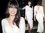 Picture Shows: Daisy Lowe  March 15, 2016    Celebrities attend Ba&sh Launch Party at The Arts Club in London, UK. The stars were seen outside The Arts Club entrance.    Non Exclusive  WORLDWIDE RIGHTS     Pictures by : FameFlynet UK © 2016  Tel : +44 (0)20 3551 5049  Email : info@fameflynet.uk.com