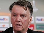 Football Soccer - Manchester United Press Conference - Old Trafford, Manchester, England - 16/3/16  Manchester United manager Louis van Gaal during the press conference  Action Images via Reuters / Jason Cairnduff  Livepic  EDITORIAL USE ONLY.