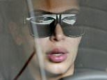 Makeup free Kim Kardashian leaving the gym after her morning workout.  Pictured: Kim Kardashian Ref: SPL1246468  150316   Picture by: Clint Brewer / Splash News  Splash News and Pictures Los Angeles: 310-821-2666 New York: 212-619-2666 London: 870-934-2666 photodesk@splashnews.com