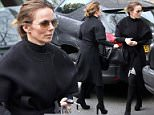 MUST BYLINE: EROTEME.CO.UK Geri Halliwell Horner is spotted running errands in Hampstead. EXCLUSIVE  March 16, 2016 Job: 160316L1    London, England  EROTEME.CO.UK 44 207 431 1598 Ref: 341629