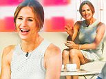 March 16, 2016: Jennifer Garner is seen at her appearance at the Today Show in New York City. Mandatory Credit: PapJuice/INFphoto.com infusny-286