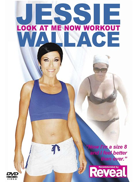 Jessie Wallace: Look At Me Now Workout
