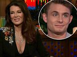 lisa vanderpump watch what happens live wwhl James Kennedy