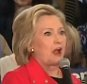 Now Trump mocks barking Hillary as he accuses her of being 'a punchline' to America's enemies