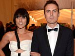 """NEW YORK, NY - MAY 07:  Summer Phoenix and Casey Affleck attend the """"Schiaparelli And Prada: Impossible Conversations"""" Costume Institute Gala at the Metropolitan Museum of Art on May 7, 2012 in New York City.  (Photo by Kevin Mazur/WireImage)"""