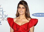 """NEW YORK, NY - MARCH 15: Actress Nia Vardalos attends the """"My Big Fat Greek Wedding 2"""" New York premiere at AMC Loews Lincoln Square 13 theater on March 15, 2016 in New York City.  (Photo by Jim Spellman/WireImage)"""