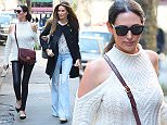 16 Mar 2016 - New York - USA  Lauren Silverman with her girlfriend leaving lunch on the Upper East Side in NYC.   BYLINE MUST READ : XPOSUREPHOTOS.COM  ***UK CLIENTS - PICTURES CONTAINING CHILDREN PLEASE PIXELATE FACE PRIOR TO PUBLICATION ***  **UK CLIENTS MUST CALL PRIOR TO TV OR ONLINE USAGE PLEASE TELEPHONE  44 208 344 2007 ***