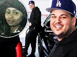*EXCLUSIVE* Beverly Hills, CA - Rob Kardashian is dressed in black sweats as he fills the tank of his black Bentley while his girlfriend Blac Chyna waits in the car. Rob broke a smile for the camera as he waited for his tank to fill. Rob and Chyna returned yesterday from a short vacay in Jamaica to celebrate Rob's 29th birthday coming up on Thursday.\n \nAKM-GSI  March  15, 2016\nTo License These Photos, Please Contact :\nSteve Ginsburg\n(310) 505-8447\n(323) 423-9397\nsteve@akmgsi.com\nsales@akmgsi.com\nor\nMaria Buda\n(917) 242-1505\nmbuda@akmgsi.com\nginsburgspalyinc@gmail.com