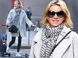 Naomi Watts seen with two scooters and a grey coat in New York City\n\nPictured: Naomi Watts\nRef: SPL1246831  160316  \nPicture by: Robert O'neil/Splash News\n\nSplash News and Pictures\nLos Angeles: 310-821-2666\nNew York: 212-619-2666\nLondon: 870-934-2666\nphotodesk@splashnews.com\n