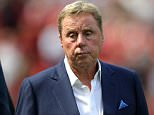 File Photo: Harry Redknapp rumoured to be on verge of Becoming Director of Football at Derby County BT Sport Pundit Harry Redknapp ... Soccer - Barclays Premier League - Manchester United v Tottenham Hotspur - Old Trafford ... 08-08-2015 ... Manchester ... United Kingdom ... Photo credit should read: Richard Sellers/EMPICS Sport. Unique Reference No. 23806286 ...