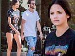 *EXCLUSIVE* **WEB MUST CALL FOR PRICING** Calabasas, CA - Scott Disick may be going steady with his new leggy girlfriend, as the couple have been seen together multiple times over the past month. The pair nearly avoided a head on collision on the way back to Scott's Hidden Hills home, and this time, it was actually the other driver who blew through a light in front of the Lord. The shy young lady hid from the cameras as the couple tried to sneak out of Tosconova cafe a few weeks back, but now she appears to be the one who's made not having Kourtney around; not a problem, for the Lord.\nAKM-GSI     March  15, 2016\n**WEB MUST CALL FOR PRICING**\nTo License These Photos, Please Contact :\nSteve Ginsburg\n(310) 505-8447\n(323) 423-9397\nsteve@akmgsi.com\nsales@akmgsi.com\nor\nMaria Buda\n(917) 242-1505\nmbuda@akmgsi.com\nginsburgspalyinc@gmail.com