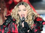 Picture Shows: Madonna  March 17, 2016    Madonna performs live in concert at The  Brisbane Entertainment Centre in Brisbane, Australia. The superstar angered many of her fans as she arrived over two hours late to the concert.    Non-Exclusive  UK RIGHTS ONLY    Pictures by : FameFlynet UK � 2016  Tel : +44 (0)20 3551 5049  Email : info@fameflynet.uk.com