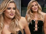 """LOS ANGELES, CALIFORNIA.  March 16, 2016 ñ Kocktails with Khloe\nTravis Barker, Tia Mowry-Hardrict, Brian J. White, Lauren Ash, and chef Sharone Hakman are the guests.\nKhloe Kardashian invites celebrity guests into her kitchen for a lively dinner party.\nPhotograph:© fyi, """"Disclaimer: CM does not claim any Copyright or License in the attached material. Any downloading fees charged by CM are for its services only, and do not, nor are they intended to convey to the user any Copyright or License in the material. By publishing this material, The Daily Mail expressly agrees to indemnify and to hold CM harmless from any claims, demands or causes of action arising out of or connected in any way with user's publication of the material.""""\n"""
