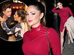 16.March.2016 - London - UK Former Celebrity Big Brother star Casey Batchelor seen arriving at Novikov Restaurant & Bar BYLINE MUST READ : XPOSUREPHOTOS.COM ***UK CLIENTS - PICTURES CONTAINING CHILDREN PLEASE PIXELATE FACE PRIOR TO PUBLICATION*** UK CLIENTS MUST CALL PRIOR TO TV OR ONLINE USAGE PLEASE TELEPHONE 0208 344 2007