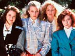 Mandatory credit: TM & copyright 20th Century Fox. No Merchandising. Editorial Use Only. No Book Cover Usage. No Book or TV usage without prior permission from Rex\nMandatory Credit: Photo by 20thC.Fox/Everett/REX/Shutterstock (420997b)\nHEATHERS, Winona Ryder, Kim Walker, Lisanne Falk and Shannen Doherty, 1989\nVARIOUS FILM STILLS\n\n