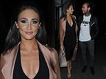 16 Mar 2016 - essex - uk  Pete Wicks and Megan Mckenna are seen heading for a sushi date in Essex as they film scenes for TOWIE.  BYLINE MUST READ : XPOSUREPHOTOS.COM  ***UK CLIENTS - PICTURES CONTAINING CHILDREN PLEASE PIXELATE FACE PRIOR TO PUBLICATION ***  **UK CLIENTS MUST CALL PRIOR TO TV OR ONLINE USAGE PLEASE TELEPHONE   44 208 344 2007 **