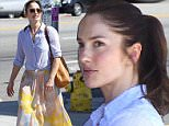 Picture Shows: Minka Kelly  March 16, 2016\n \n Actress Minka Kelly is spotted enjoying lunch at Forage Eatery in Silverlake, California with friends.\n \n Exclusive - All Round\n UK RIGHTS ONLY\n \n Pictures by : FameFlynet UK � 2016\n Tel : +44 (0)20 3551 5049\n Email : info@fameflynet.uk.com