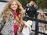 Katie Price and her children Princess and Junior outside ITV Studios\nFeaturing: Katie Price\nWhere: London, United Kingdom\nWhen: 16 Mar 2016\nCredit: Rocky/WENN.com