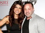 MOUNT POCONO, PA - MARCH 05:  Teresa Giudice, (L) star of The Real Houswives of New Jersey, and Joe Giudice appears at Mount Airy Resort Casino for a book signing and meet and greet on March 5, 2016 in Mount Pocono City.  (Photo by Paul Zimmerman/Getty Images for Mount Airy Casino Resort)